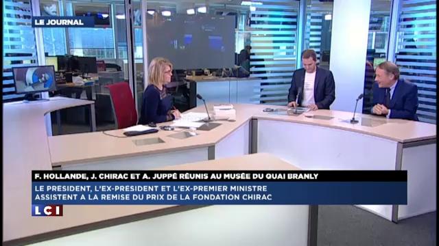 Chirac : Jacques et Bernadette, un couple compliqu�