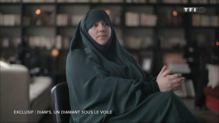 Diam's � propos des dessins de Charlie Hebdo :