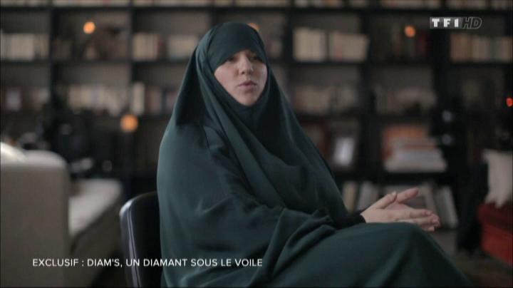 Diam's sur l'amalgame entre islam et terrorisme :