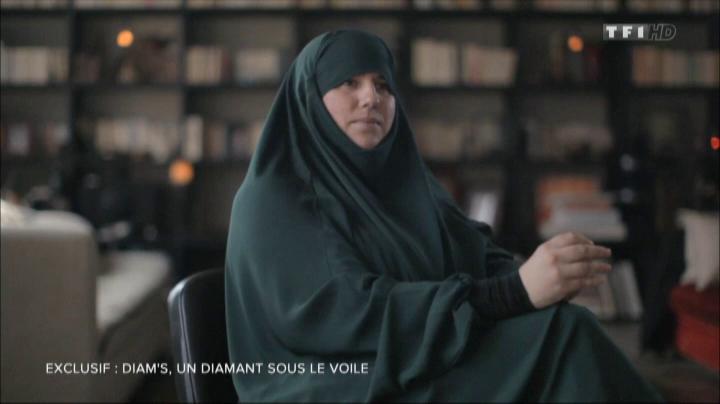 Diam's revendique sa libert� de porter le voile :