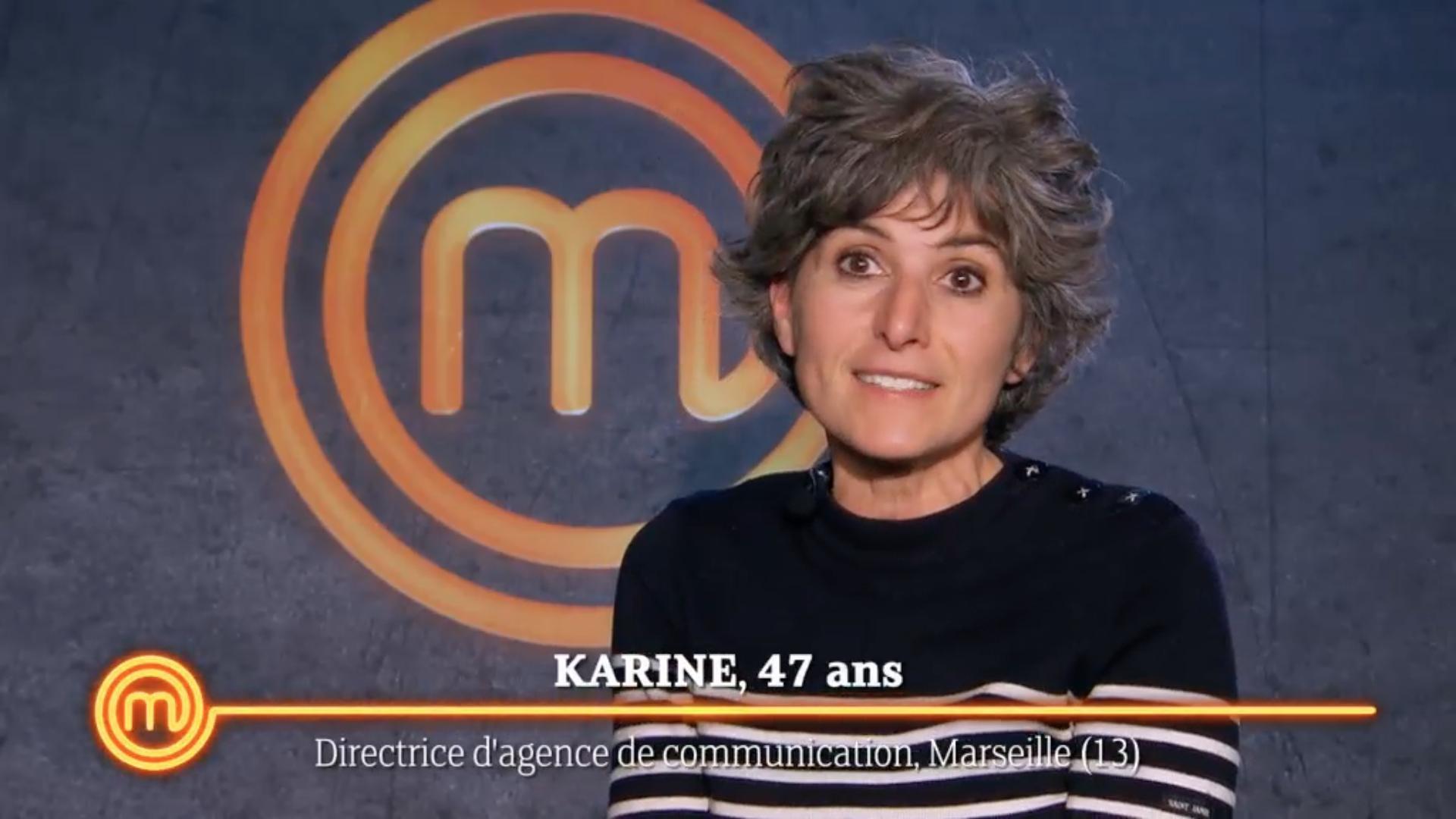 Le portrait de Karine