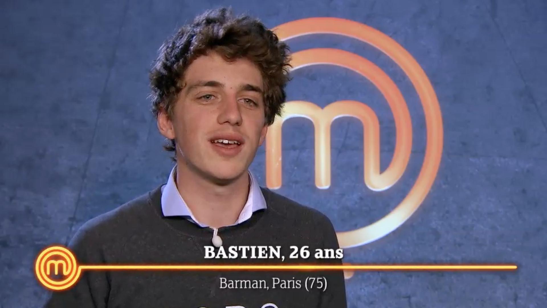 Le portrait de Bastien, un candidat plein de surprises !