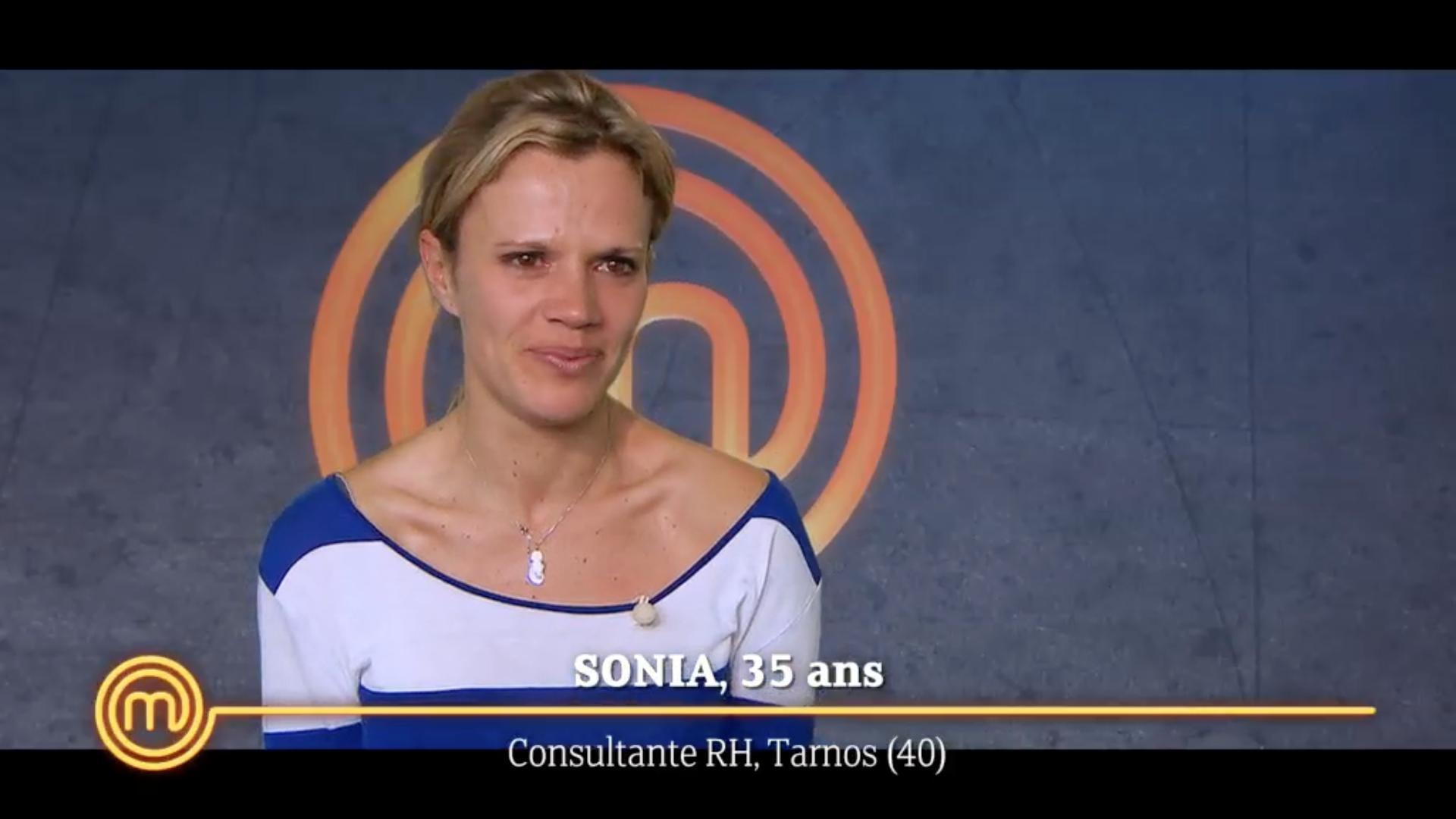 Le portrait de Sonia