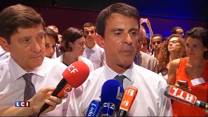 Taxis vs UberPop : pour Valls,