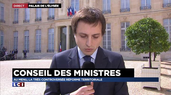 Conseil des ministres : la liste des capitales r�gionales d�voil�e