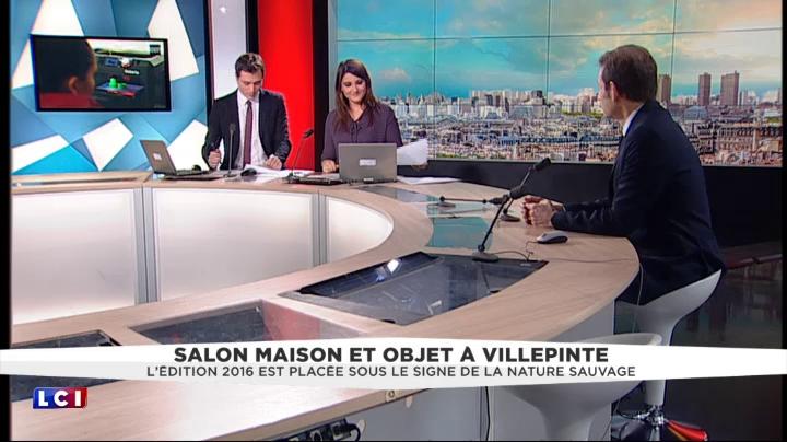 Maison et Objet se tient à Villepinte : tendance nature sauvage pour 2016