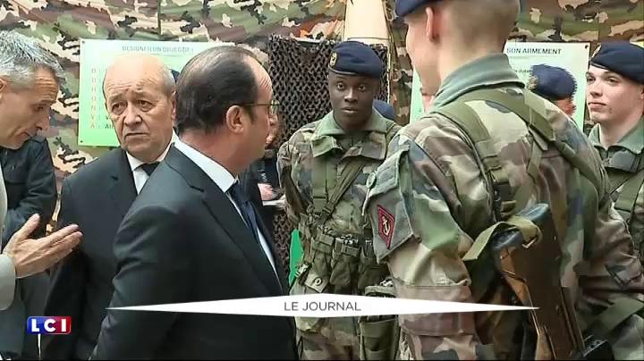 Fran�ois Hollande : l'interview fleuve aux airs de campagne
