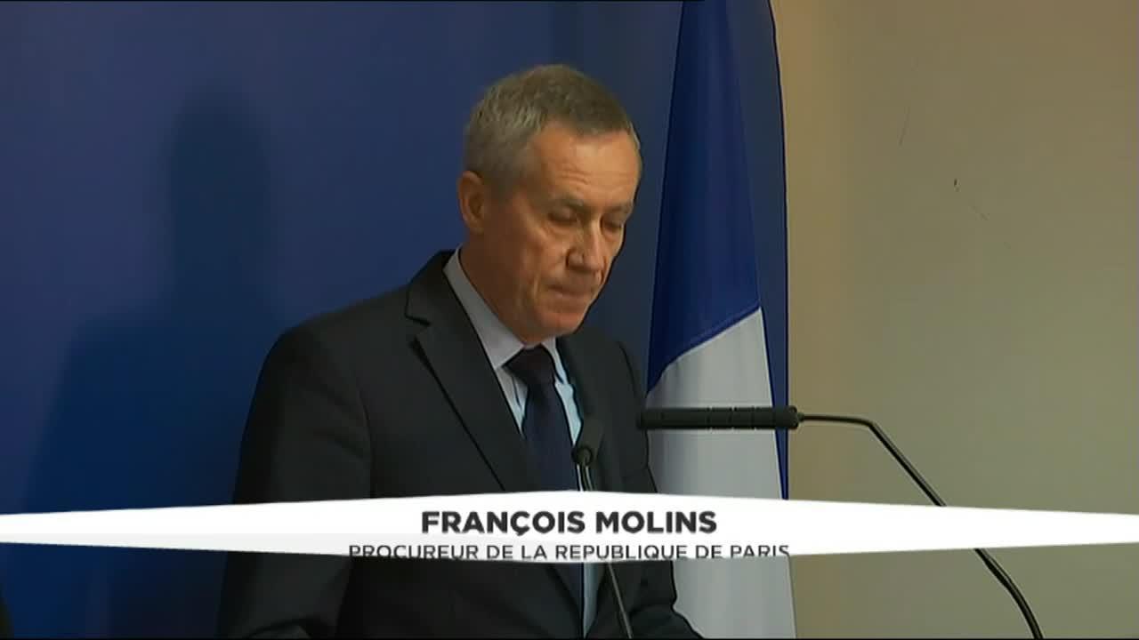 François Molins :