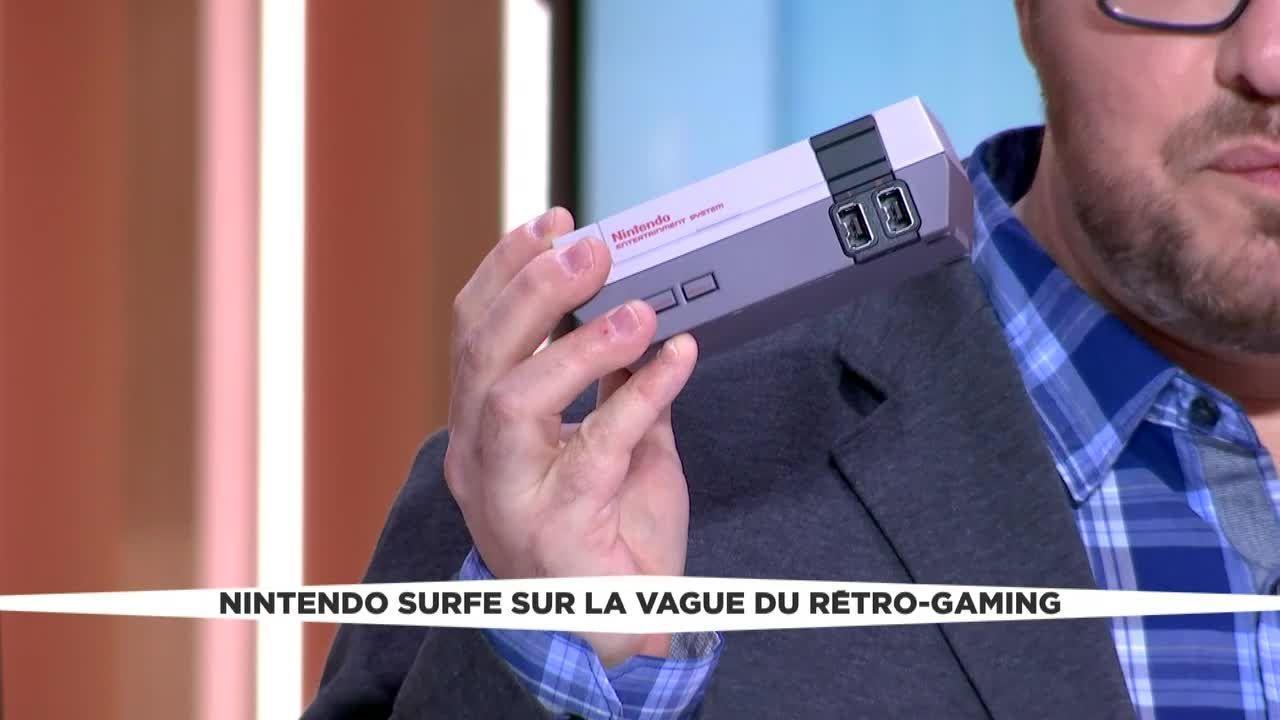 Nintendo joue la carte de la nostalgie