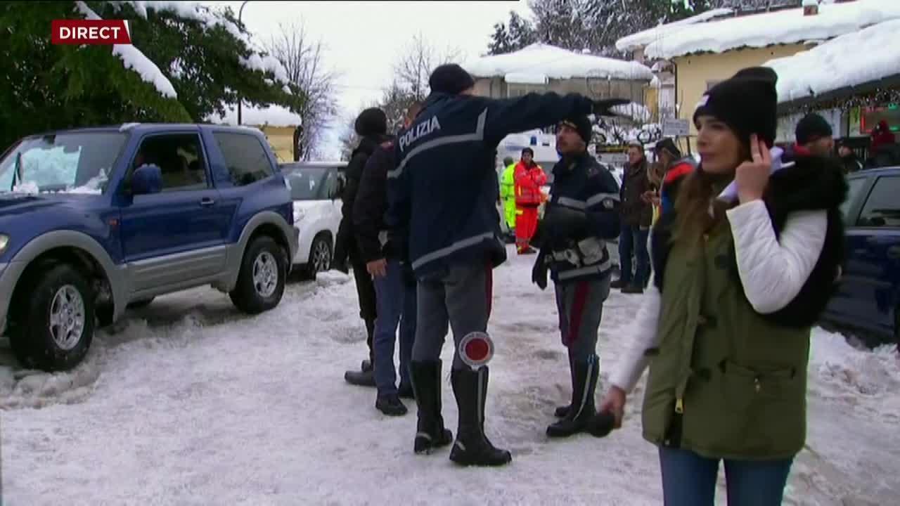 Avalanche meurtrière en Italie : deux personnes ont pu être secourues