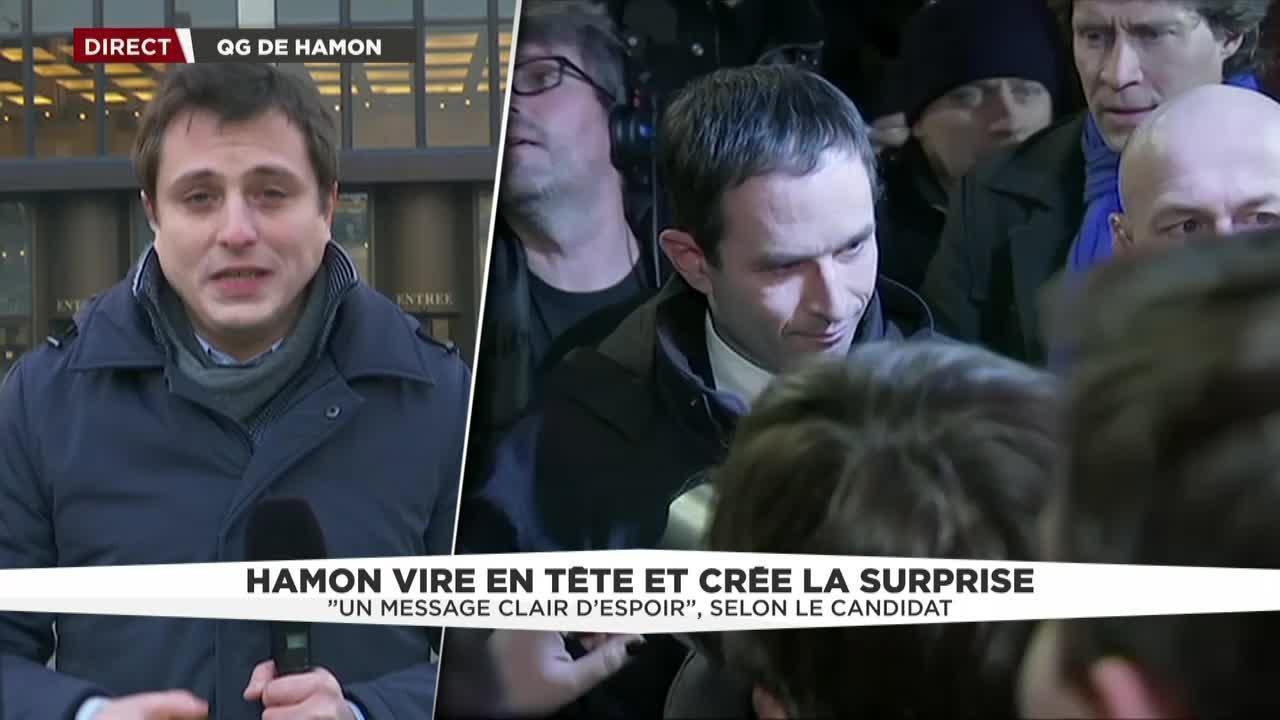 Primaire a gauche : Benoît Hamon sera en meeting jeudi et vendredi