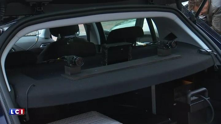Test à Evreux des premières voitures-radar à un seul opérateur