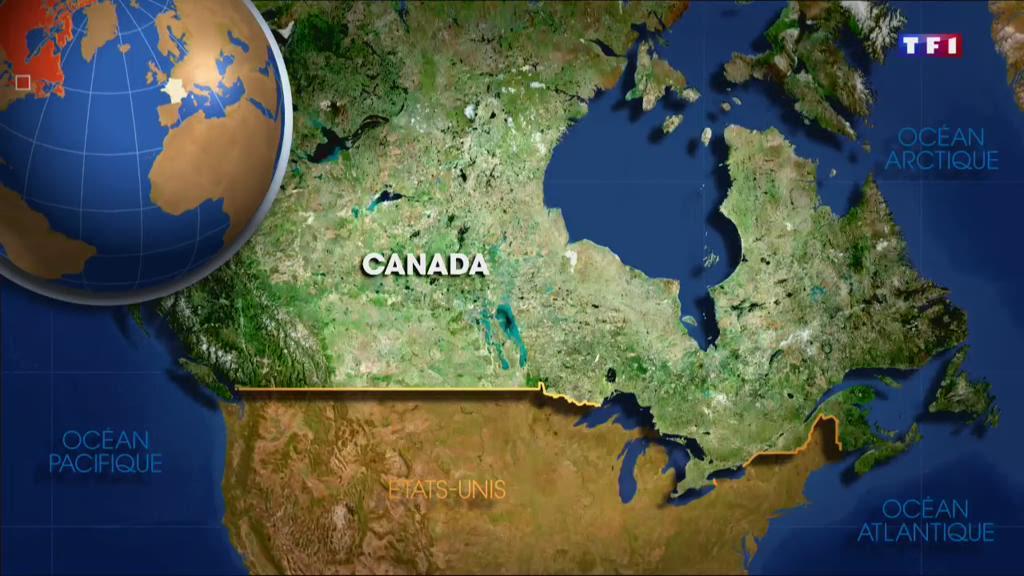 Le Canada confronté aux pires inondations depuis 50 ans