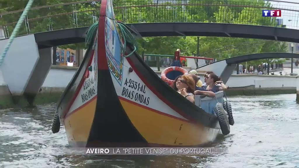 Aveiro, la Venise portugaise, nouvelle destination de choix pour les touristes français