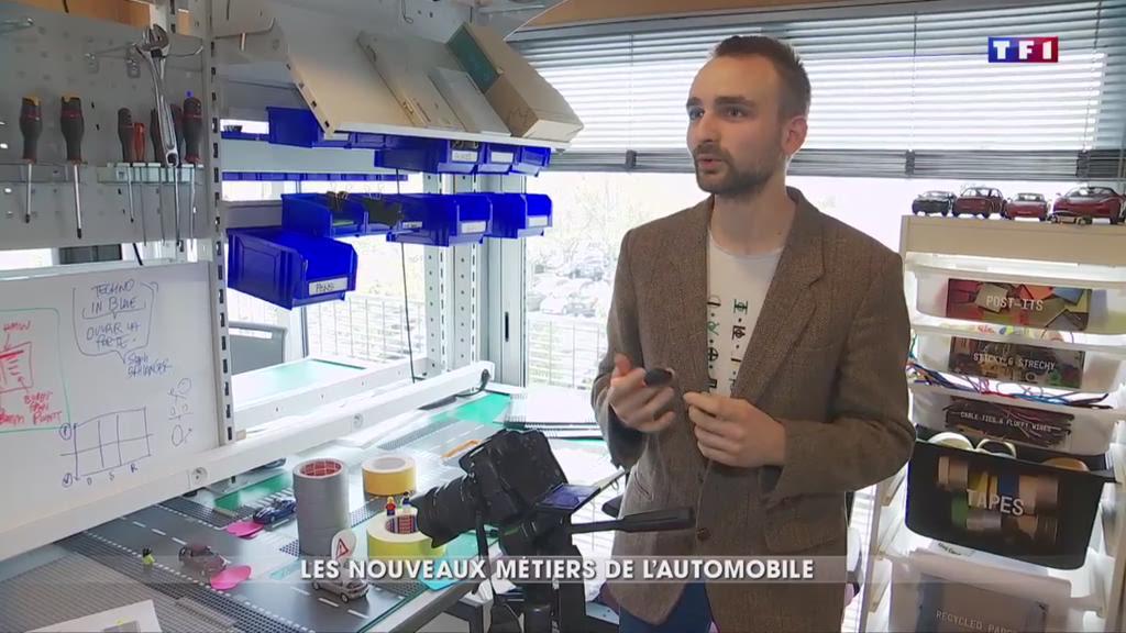 Ces Français qui travaillent sur les voitures du futur
