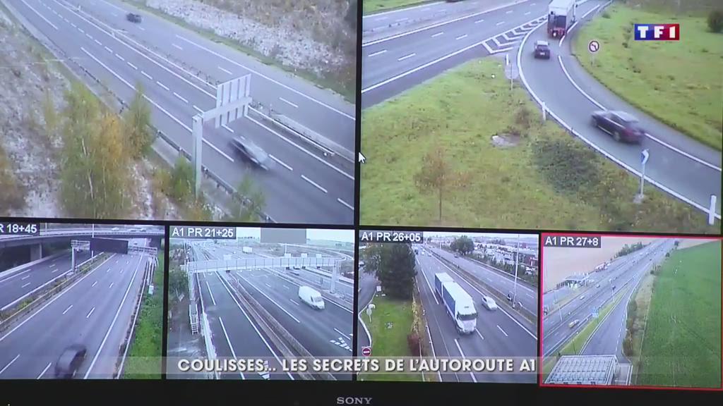 Dans les coulisses de l'A1, l'autoroute la plus fréquentée d'Europe