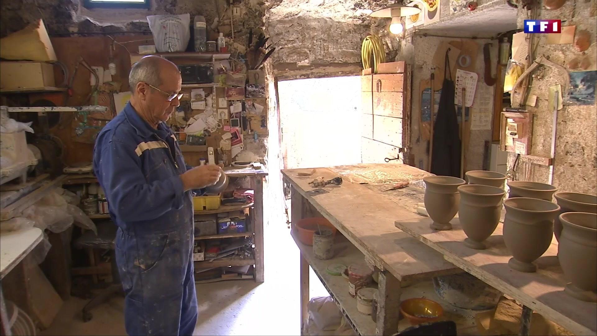 Pigna, le paradis des artisans