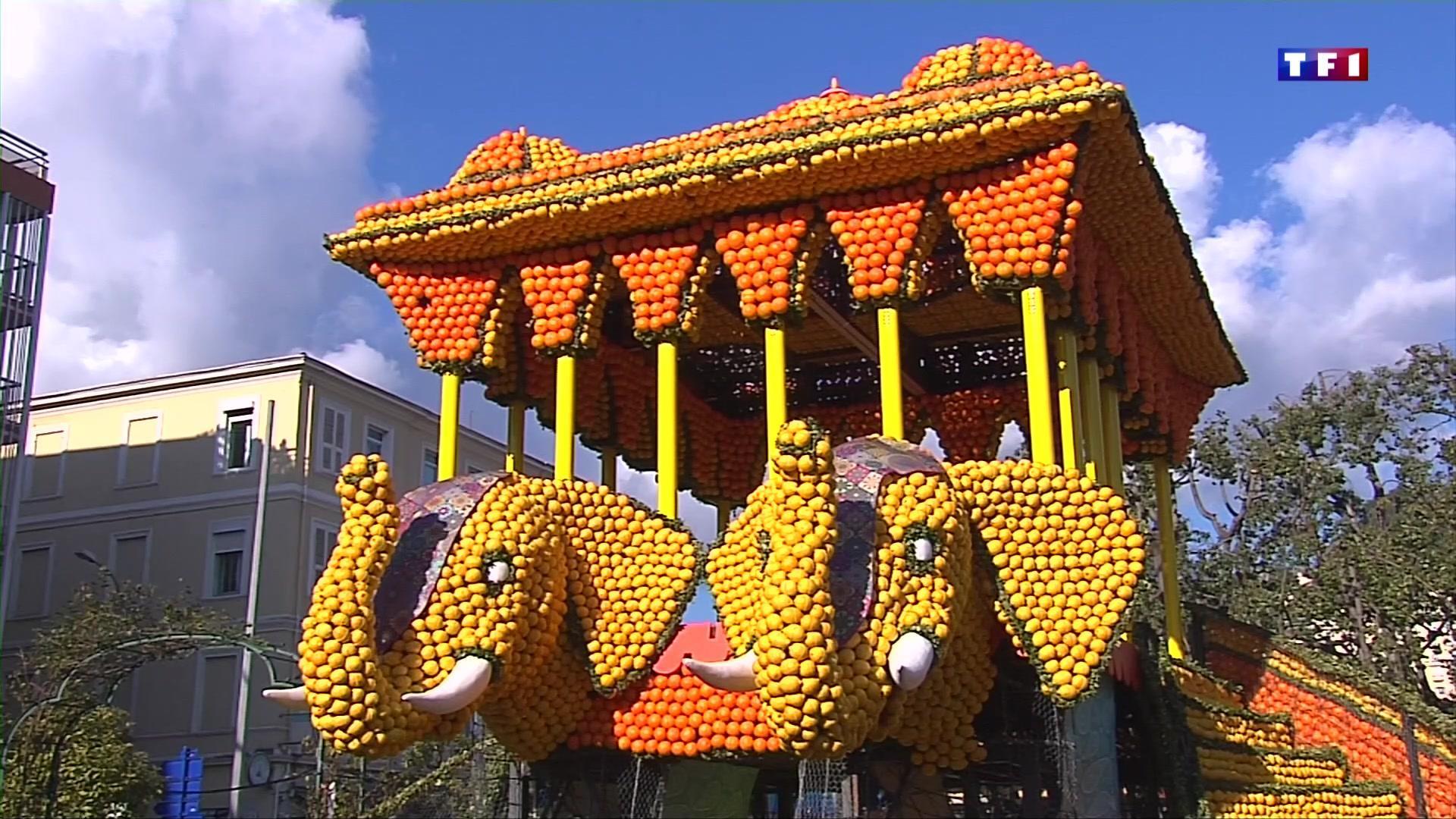 La fête du citron sera colorée et épicée