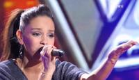 "The Voice Sofia Mountassir chante ""Hurt"" dans The Voice"