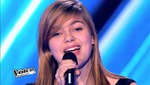 %video Vidéo Louane interprète Un homme heureux de William Sheller) the voice